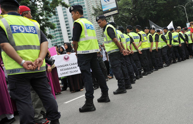protests-Malaysia