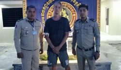 finnish man released by cambodian authorities